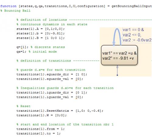The HyReach Toolbox [Lehrstuhl Informatik 11 - Embedded Software